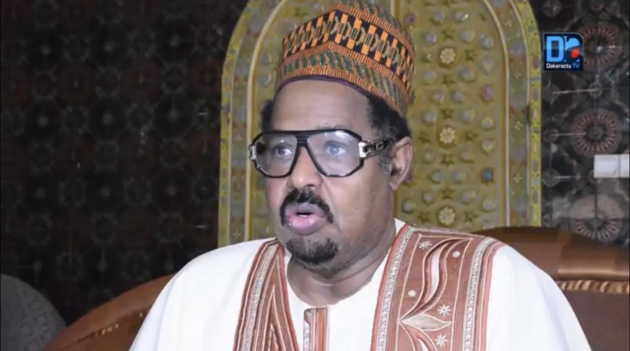 Affaires Taïb Socé : Ahmed Khalifa Niass juge illégal le Téléthon organisé par la Sentv
