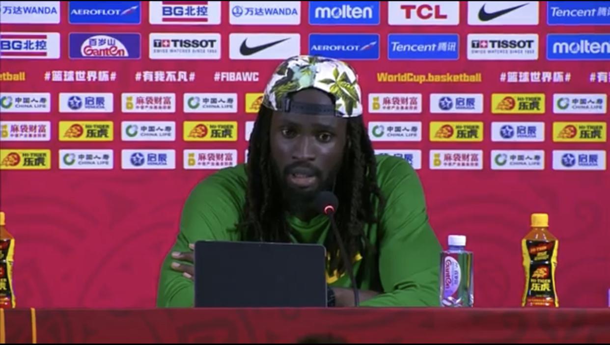 Maurice Ndour, capitaine des Lions  : « On devait réagir… Je suis très fier de mes coéquipiers malgré la défaite »