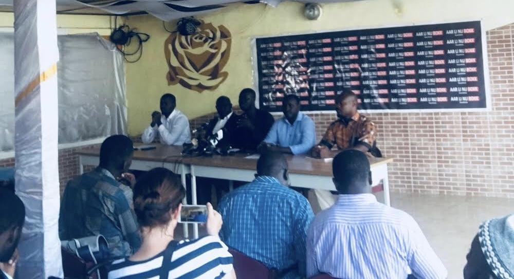 Gestion des ressources naturelles : ''Aar Linu Bokk'' dénonce le mutisme de l'État