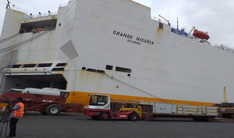 Contrôle des marchandises transportées par ses navires : Quand Grimaldi Lines viole ses propres règlements ! (DOCUMENT)