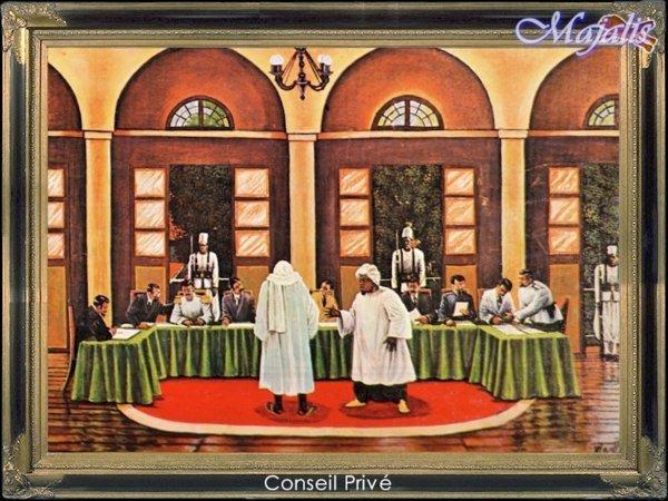 Conseil privé du 5 septembre 1895 : Le rétablissement de la vérité s'impose.