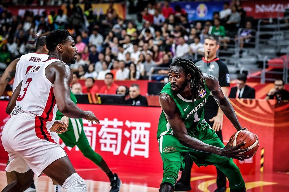 Mondial Basket / Le Sénégal se fait reprendre à la mi-temps par le Canada (33-32)