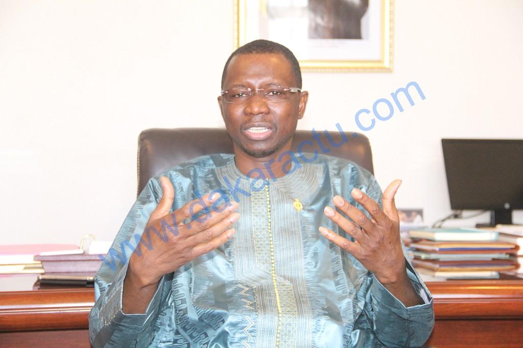 Assemblée nationale : «Les salaires du mois d'août été payés à date échue» (Daouda Dia)