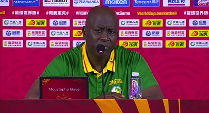 Moustapha Gaye sur son avenir avec les « Lions » : « On m'a assigné l'équipe jusqu'en 2021. Rien ne peut me détourner de mon objectif »