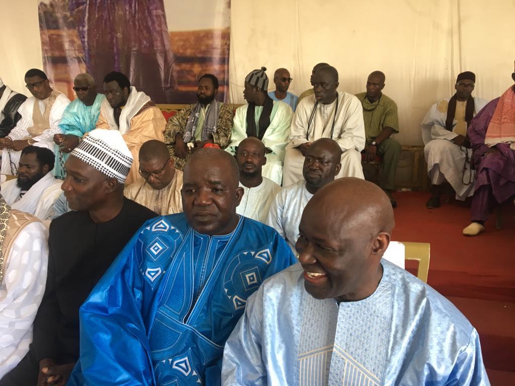 Saint-Louis / Magal des 2 Rakaa : Une forte présence de leaders politiques