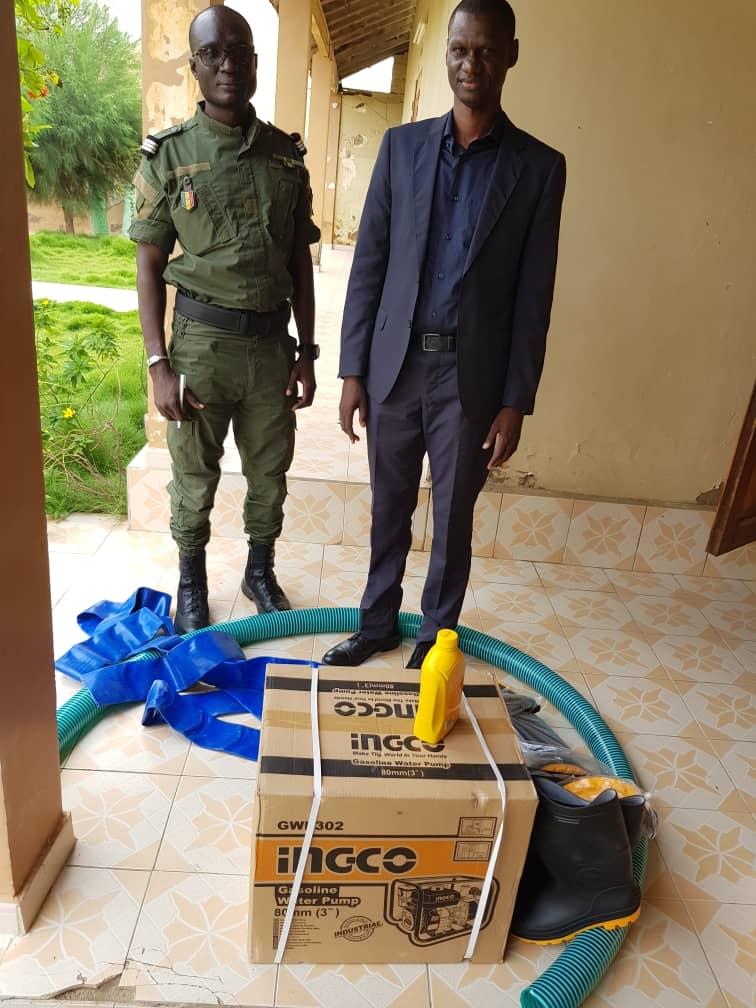 Kaolack : Serigne Mboup au chevet des détenus de la maison d'arrêt et de correction (MAC)