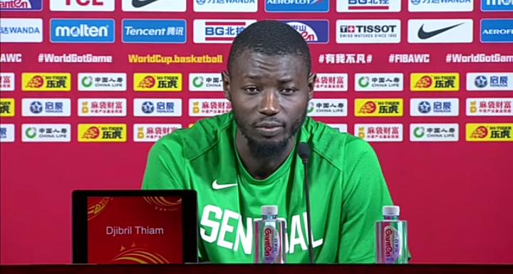 Djibril Thiam (Ailier) sur Sénégal – Jordanie : « La chance n'était pas de notre côté… Il y'a énormément d'enseignements à tirer de cette coupe du monde »