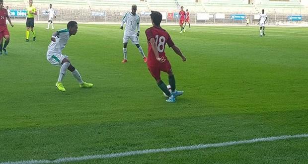 Équipe nationale U-17 : Une victoire et deux défaites pour le Sénégal classé 3e au tournoi Lafarge Foot Avenir.
