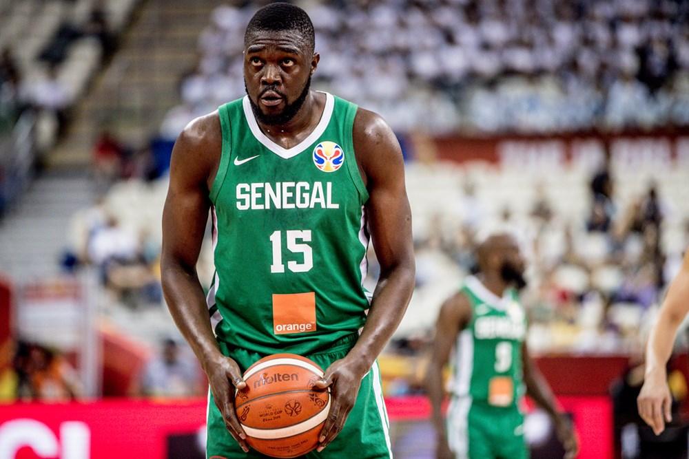 Mondial basket FIBA 2019 : Youssoupha Ndoye, des stats colossales pour le « Géant » Sénégalais (Top 5 best scorer Sénégal)