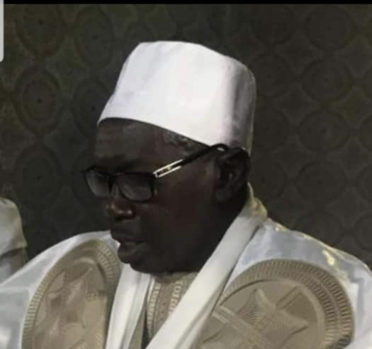 TOUBA / Souleymane Kébé (Secrétaire particulier de Cheikh Bass Abdou Khadre Mbacké) en deuil