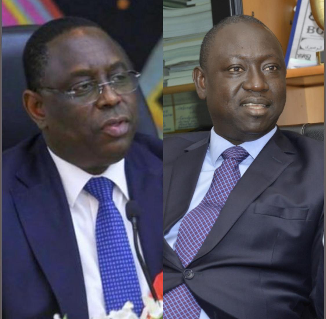 Ipres : Macky Sall demande le départ de Mamadou Sy Mbengue