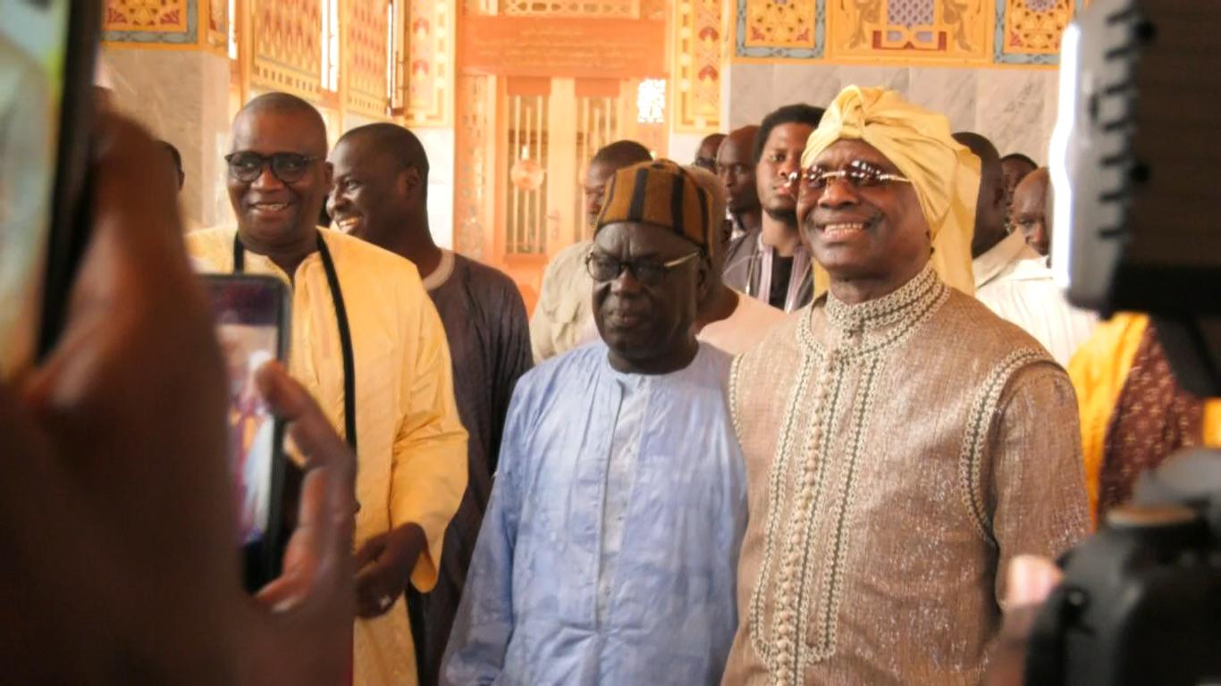 Massâlikoul Jinane : Serigne Modou Kara explore le chef d'œuvre des Mourides à Dakar