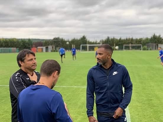 AS Poissy (N2) : Habib Bèye intégré dans le staff comme assistant-coach