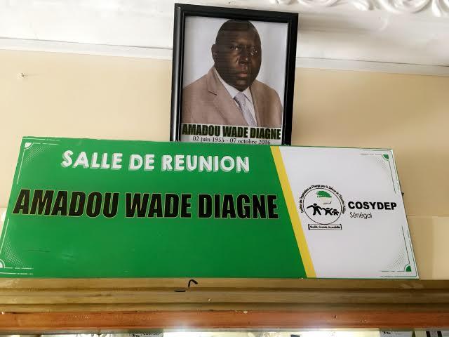 Alphabétisation : La COSYDEP rend hommage au doyen feu Amadou Wade Diagne