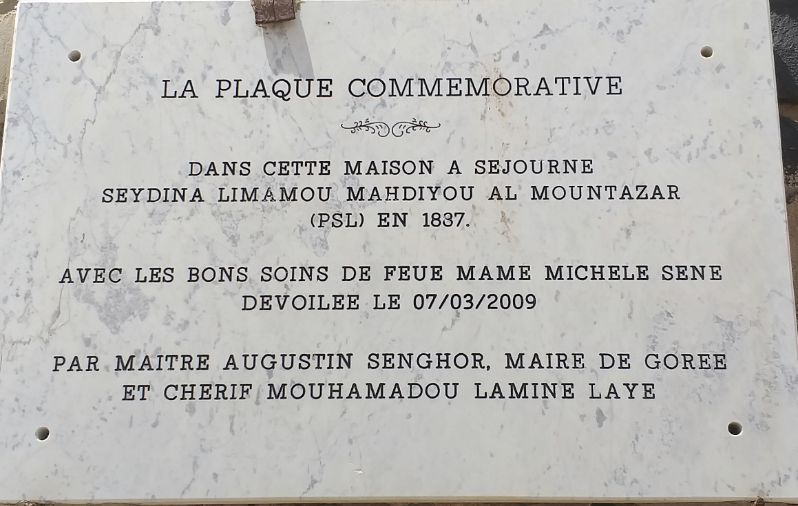 Société : Commémoration, ce samedi, du séjour de Seydina Limamou Laye à Gorée