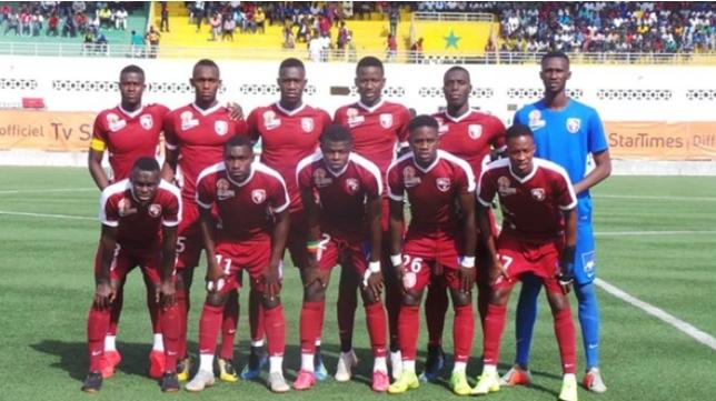 Ligue des champions CAF / 2nd tour des préliminaires : Génération Foot s'impose 2-1 contre Zamalek