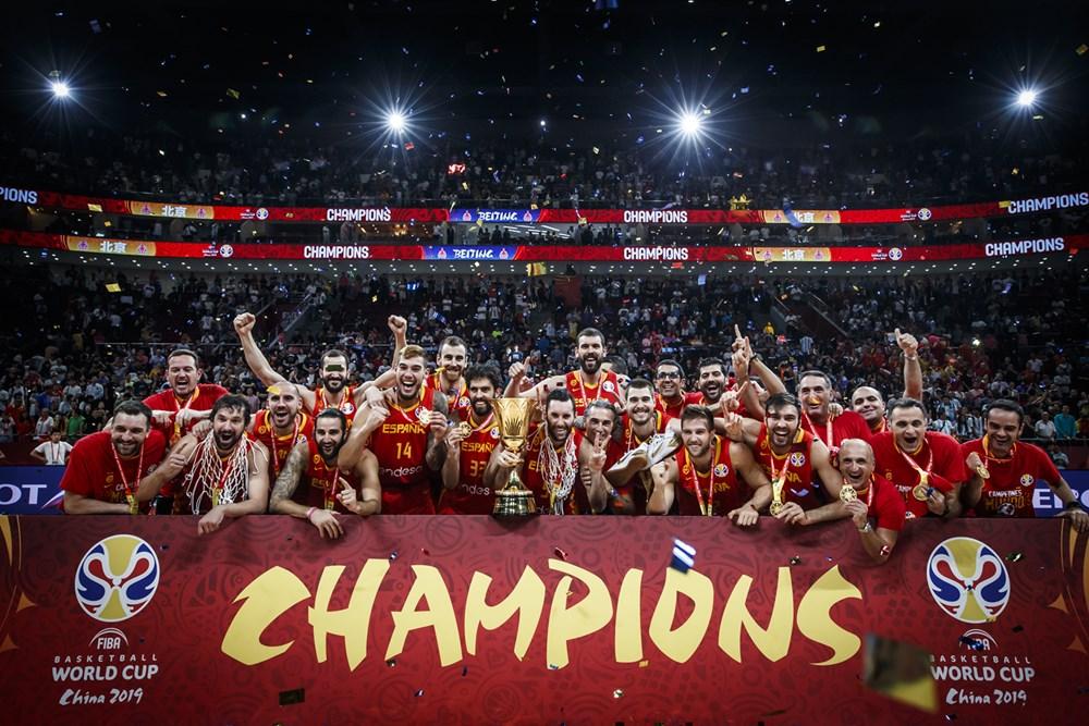 Basket - Coupe du monde. L'Espagne corrige l'Argentine et remporte son deuxième sacre mondial