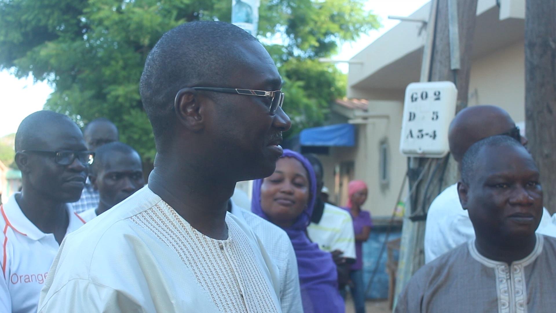 Rufisque / Ismaïla Madior Fall apportant son soutien aux populations : «Le chef de l'État est très sensible à la situation»