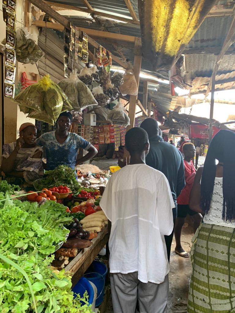 Marché liberté 6: les commerçants s'impliquent dans la rénovation et l'assainissement de l'espace commercial