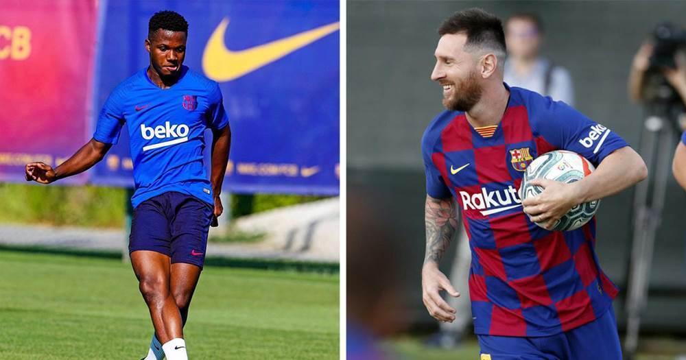 LDC : Le Barca en danger à Dortmund, Messi et Ansu Fati, dans le groupe