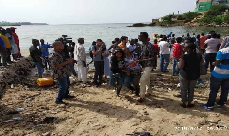 Chavirement d'une pirogue à Île de la Madeleine : Le Centre de Coordination des Opérations (CCO) fait le bilan...