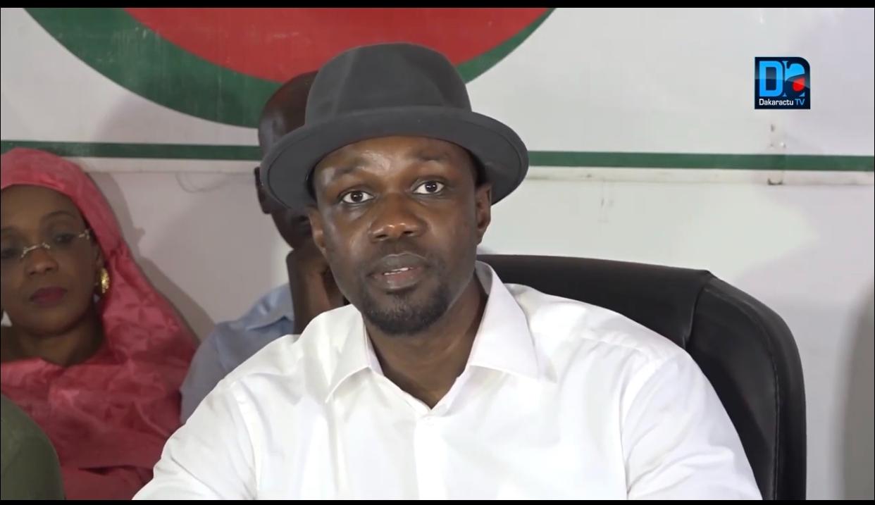 Affaire des 94milliards / La CCR s'attaque à Ousmane Sonko : « C'est un bonimenteur qui n'excelle que dans la délation! »