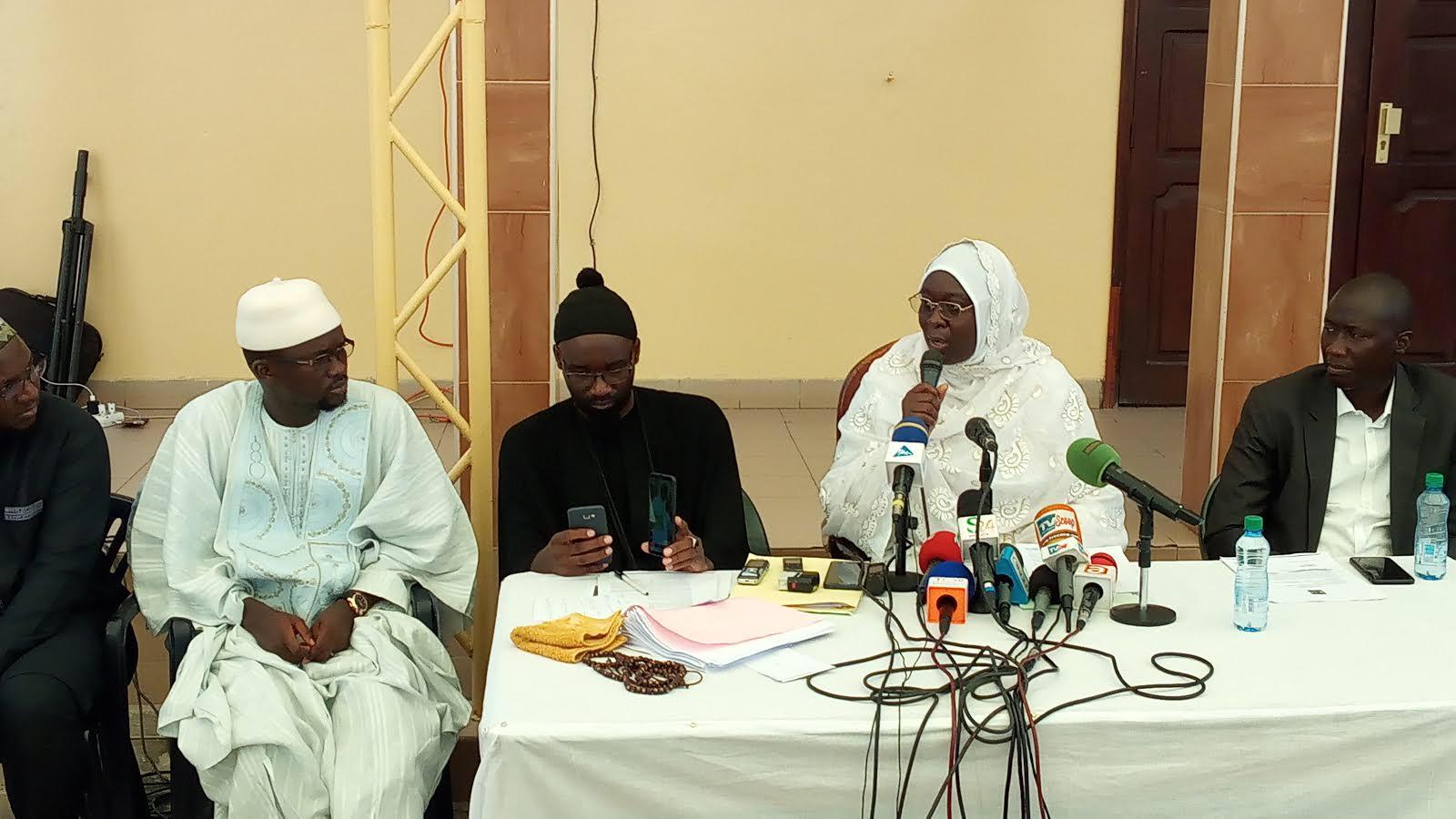 Problème Isja et les deux pharmaciens licenciés : Le Collectif «AND SAMM JIKKO YI» décrie «des mesures aux antipodes de notre légendaire tolérance.»