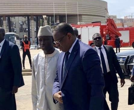 Série d'accidents : Macky Sall demande à Aly Ngouille Ndiaye de corser les sanctions