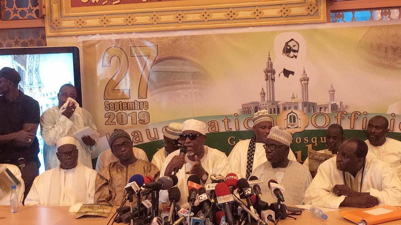 Serigne Mountakha Bassirou Mbacké attendu à Dakar ce dimanche dans la matinée, précise Mbackiyou Faye
