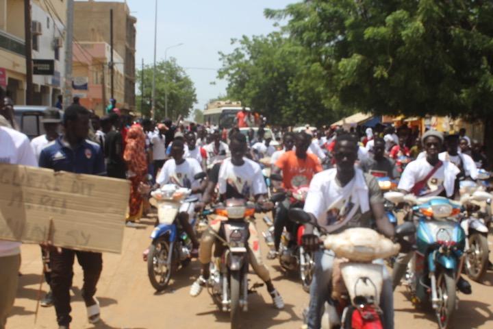 Matam : Le Garde des sceaux, Me Malick Sall, au chevet des populations suite aux intempéries qui ont frappé le pays
