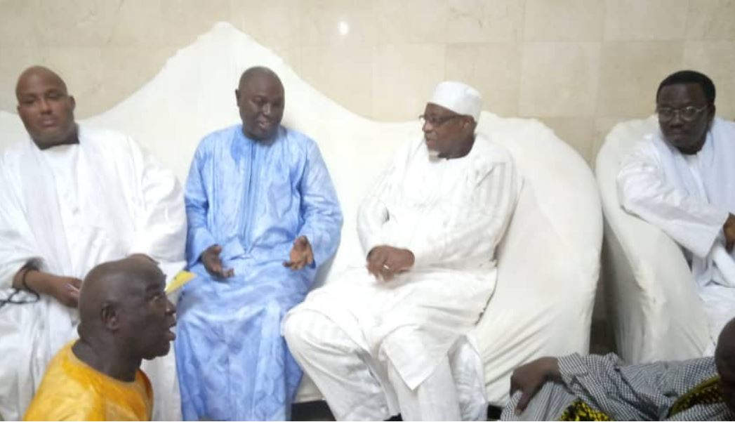 Inauguration « Massalikoul » et visite du Khalife : la forte participation du ministre Arona Coumba Ndoffène