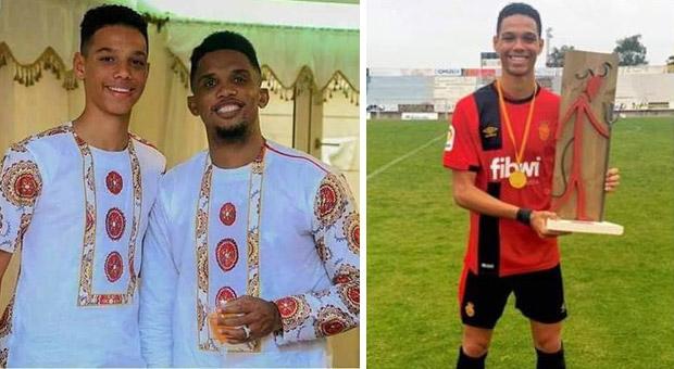 Cameroun – Football : Etienne, le fils de Samuel Eto'o, retenu parmi les U17