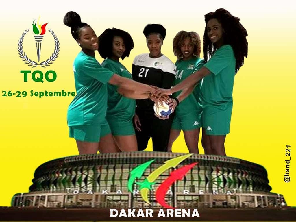 JO 2020 / TQO Dakar2019 : À la quête d'une qualification historique pour les « Lionnes » du handball.