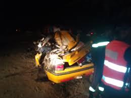 Urgent / Louga : Un accident fait 8 morts et 3 blessés...