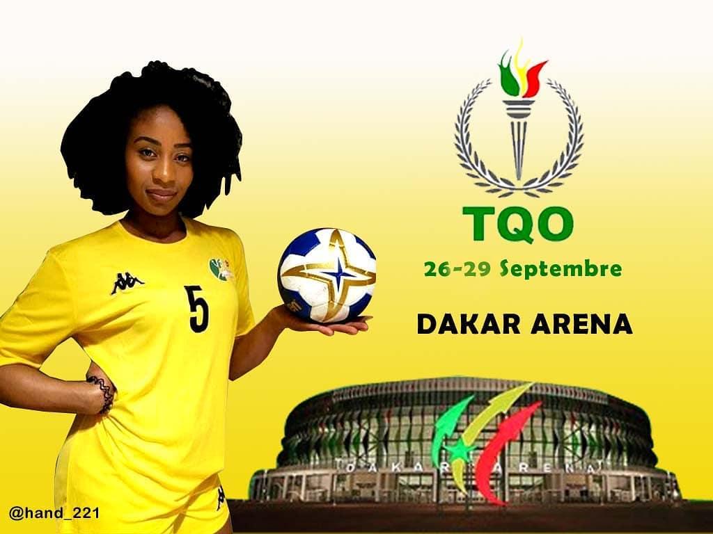 Handball féminin / Amina Sankharé (Arrière) des « Lionnes » sur le TQO : « Ça sera trois matches, trois finales… »