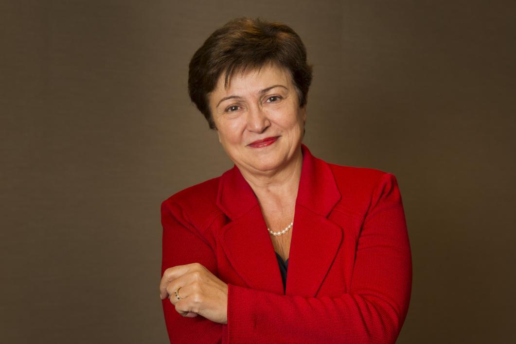 La Bulgare Kristalina Georgieva nommée directrice générale du FMI