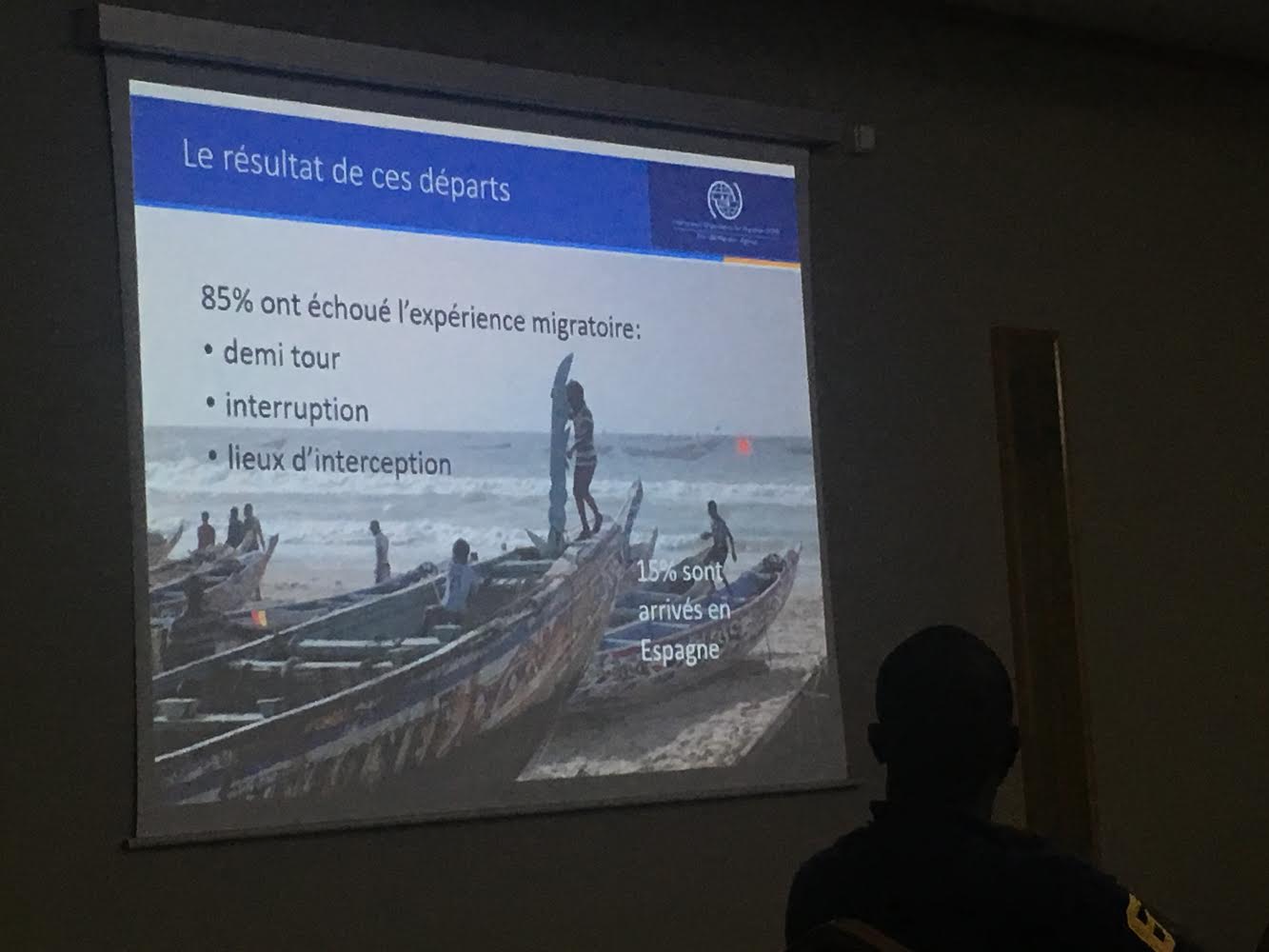 Migrations irrégulières au Sénégal : 85% des migrants qui ont tenté l'expérience ont échoué (étude de l'OIM)