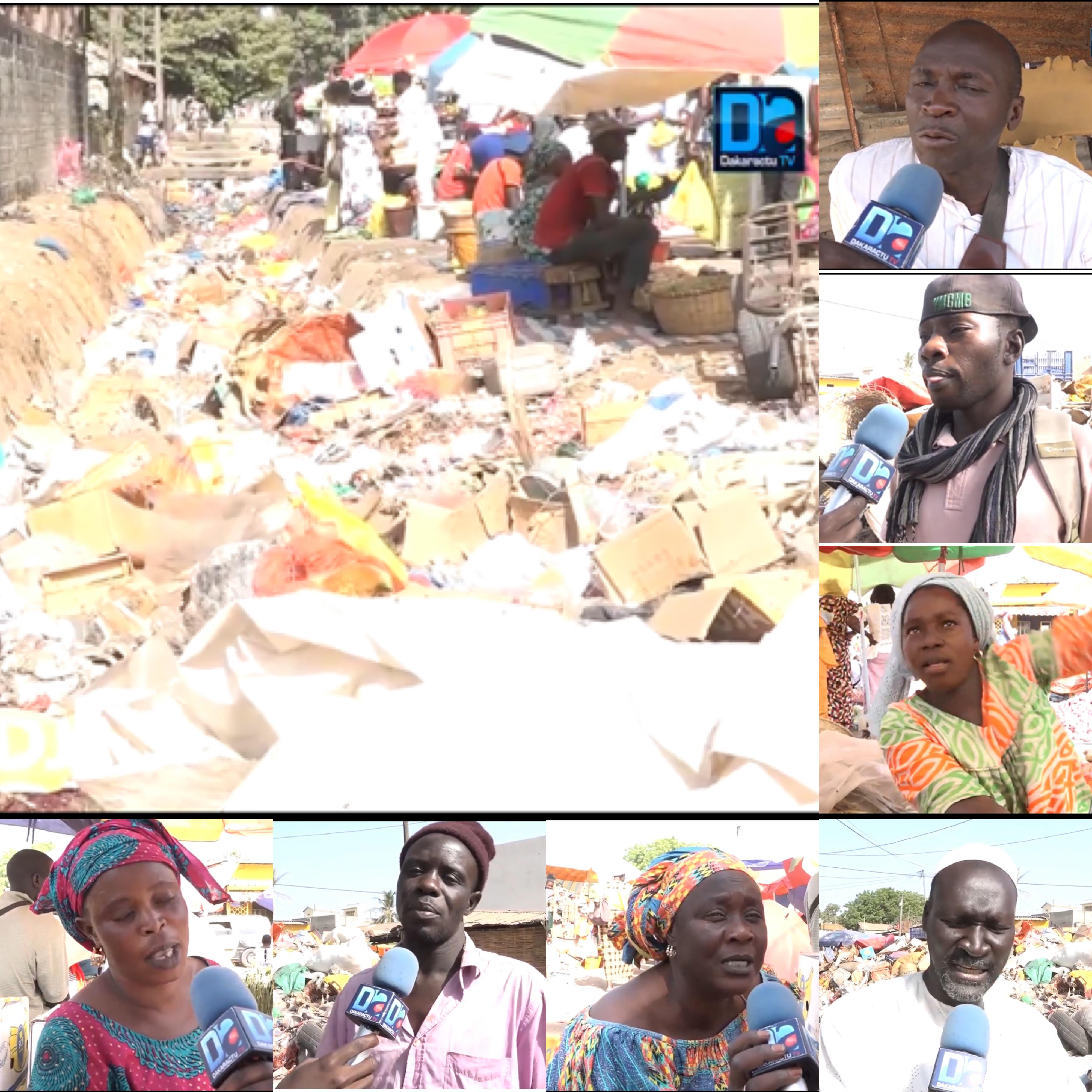 Nettoiement : les concessionnaires annoncent une interruption du ramassage des ordures  ménagères dans les prochains jours