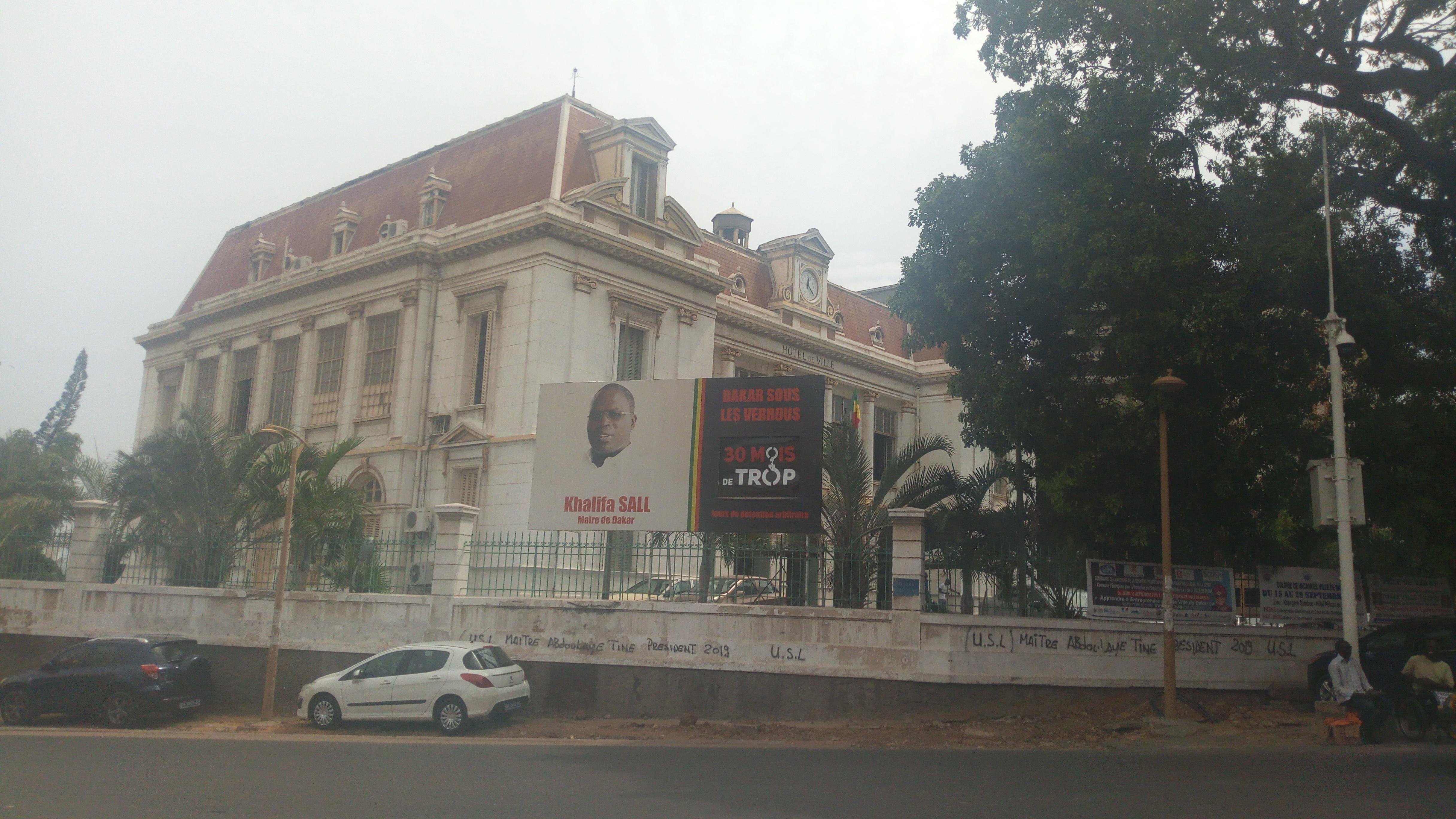 Lendemain de libération de Khalifa Sall : Gueule de bois à la mairie de Dakar