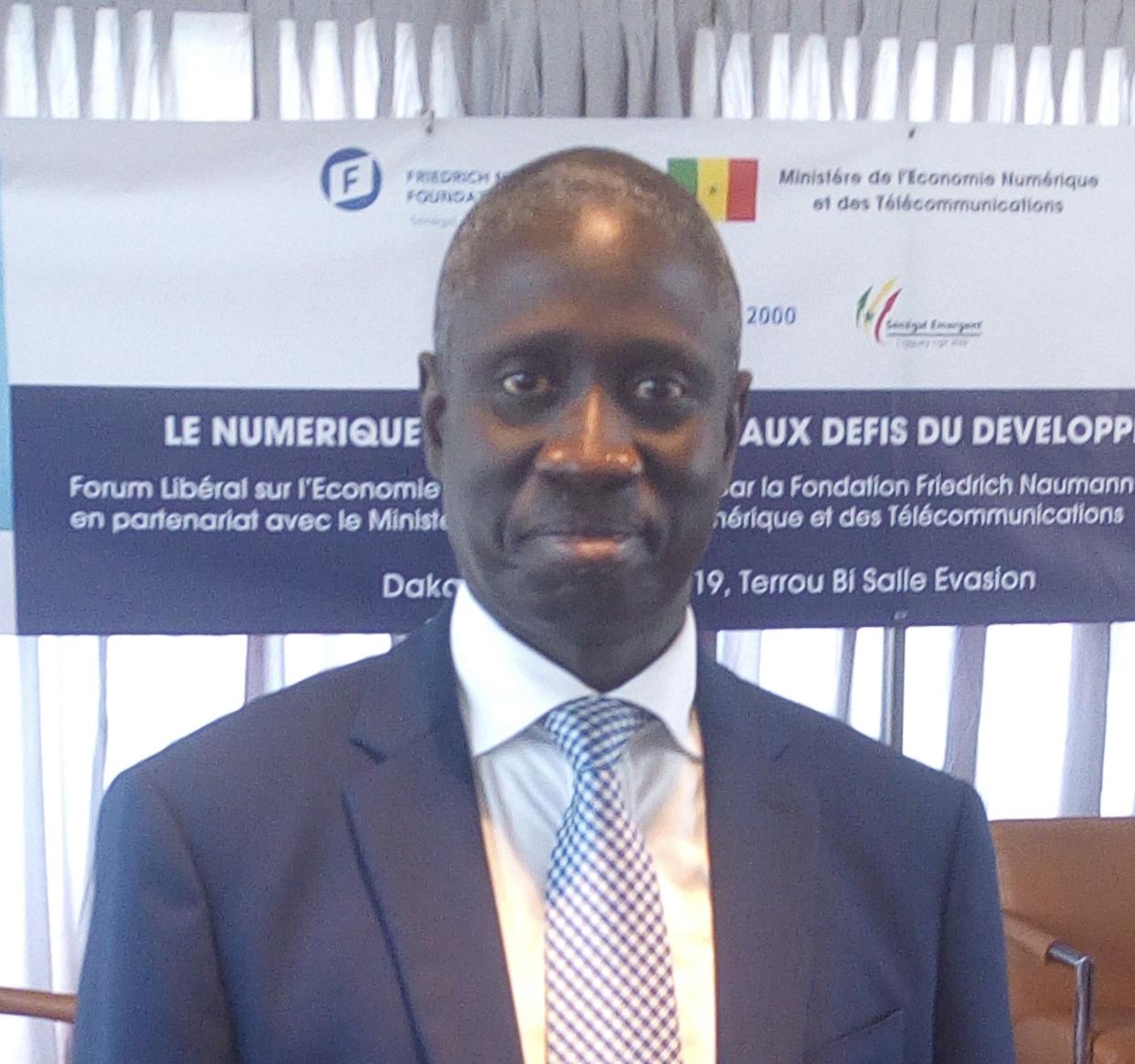 Ibrahima Diagne, Administateur de Gaïndé 2000, au forum de Friedrich Nauman : «  La révolution 4.0 va laisser de côté les personnes qui ne se donnent pas les moyens d'avoir les compétences requises pour la nouvelle économie »