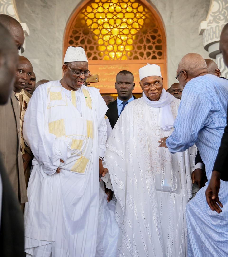 Retrouvailles Macky / Wade : Le RUR salue «leur grandeur d'âme dans le dépassement de leurs propres personnes au service de celui du Sénégal»
