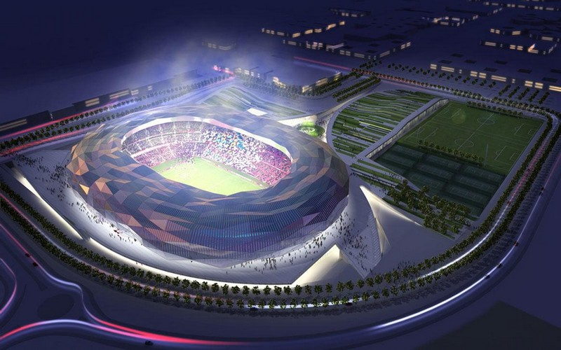 Coupe du monde 2022 : Le Qatar en passe d'inaugurer un nouveau stade