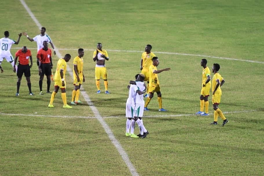 Tournoi Ufoa : Les Lions locaux en demi-finale après leur victoire sur le Bénin (1-0)