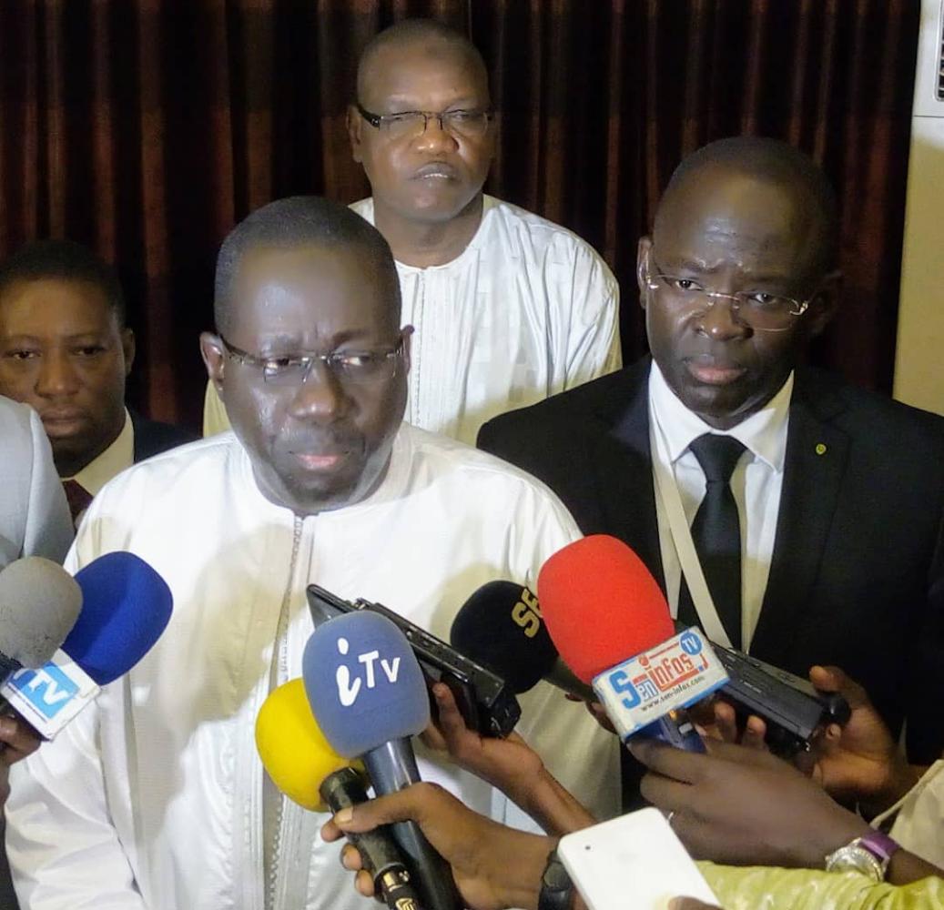 Cheikh Tidiane Diop, Dg du Trésor : « Le Sénégal va basculer en janvier 2020 vers la déconcentration de l'ordonnancement et du budget »
