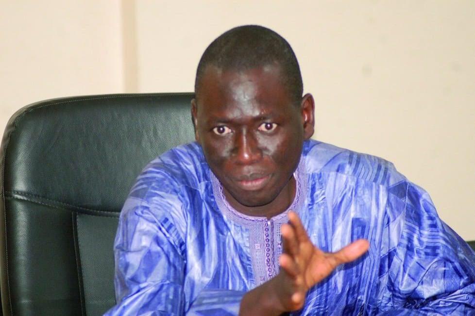 JOURNALISTES VICTIMES D'ACCIDENT SUR LA ROUTE DE MBADAKHOUNE : Le président de la CCIAK au chevet des blessés.
