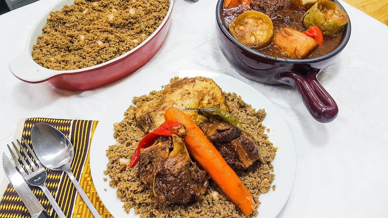 Gastronomie :  Le Sénégal remporte le titre de meilleur couscous du monde