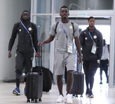 """Match amical Brésil - Sénégal : Les """"Lions"""" en regroupement à Paris"""