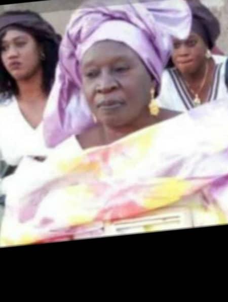 Nécrologie : Décès de Adja Fatou Djité, épouse de Moustapha Djité, coordinateur APR Mékhé