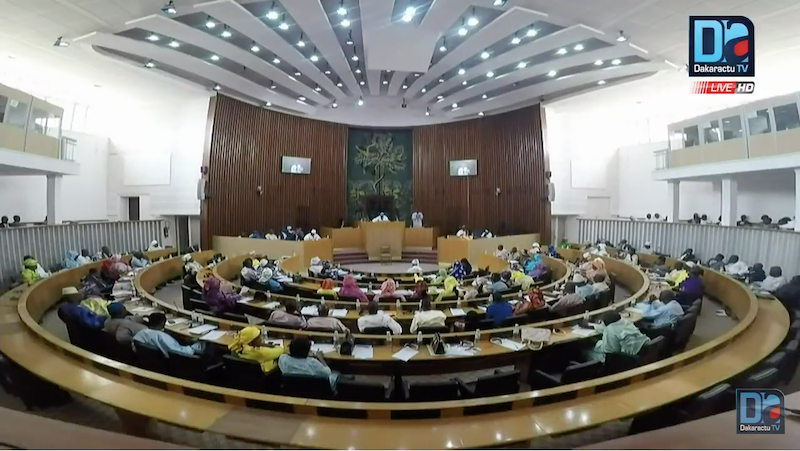 Assemblée nationale : Le Mouvement Citoyen Républicain «Guindi Askan Wi»  craint que cette loi annihile le travail du Dialogue National.