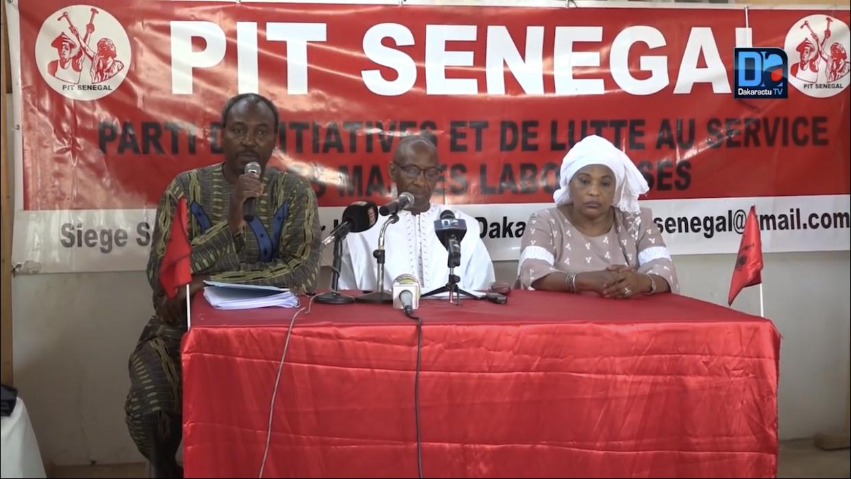 Sénégal/Situation politique et sociale : Le PIT invite à « renforcer la cohésion nationale, la stabilité et la paix civile ».
